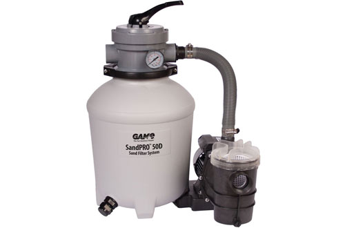 GAME SandPRO 50D Series Replacement Pool Sand Filter Unit