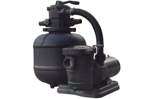 FlowXtreme NE4499 Sand Filter System 2SP Pump for AG Pools