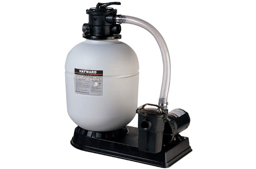 "Hayward ProSeries 18"" 1 HP Sand Filter System"