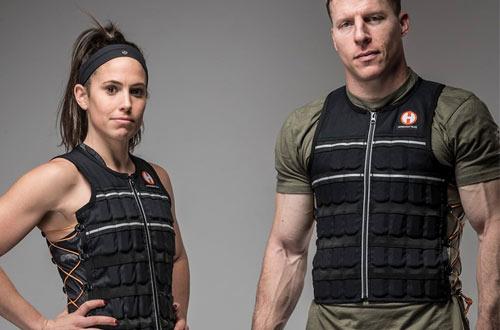 HyperwearHyperElite Adjustable Weighted Running Vest