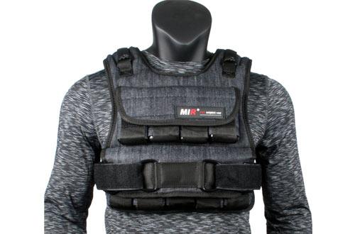 Mir Air Flow50lbs Adjustable Weighted Vest