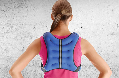 Tone Fitness12 lbsWeighted Vest