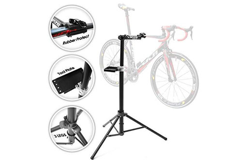 CyclingDeal VENZO Full Aluminium Alloy Workstand Bicycle Repair Stand