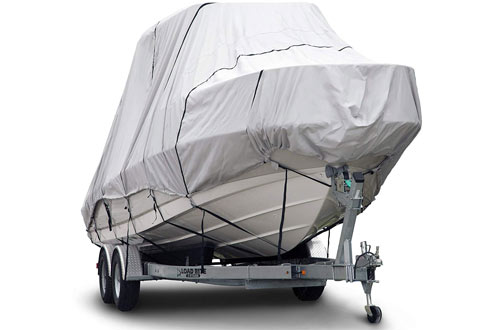 Budge B-621-X7 Gray Boat Covers