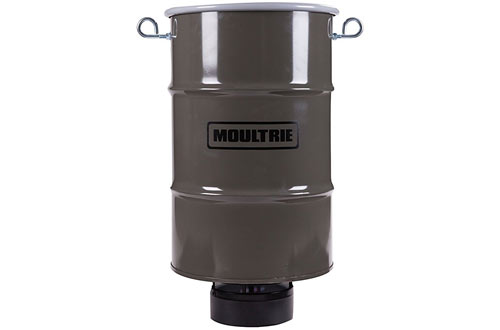 Moultrie Pro Magnum 30-Gallon Hanging Deer Feeder with Metal Hanging Bar