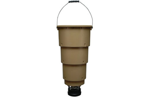 Moultrie 5 Gallon All in One Deer Feeder with Timer