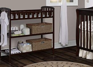 Dream On Me Emily Changing Table Topper