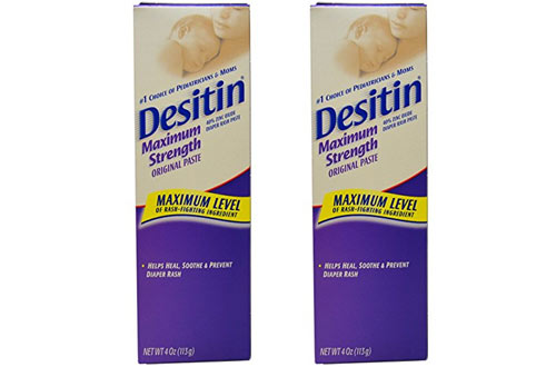 DESITIN Maximum Strength Diaper Rash Paste