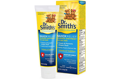 Dr. Smith's Quick Relief Diaper Rash Ointment