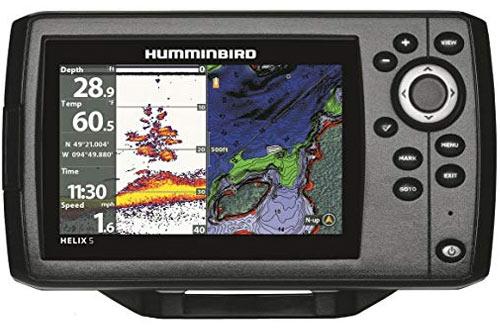 Humminbird Helix 5 Chirp GPS G2 Fish Finder