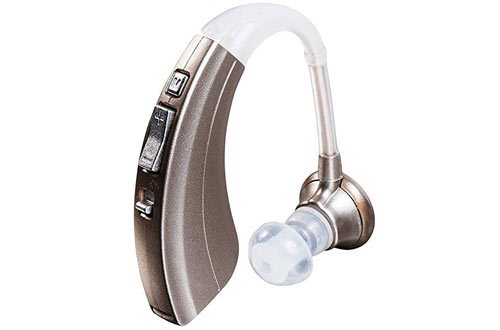 Britzgo BHA-220D Hearing Amplifier to Fit Both Ears