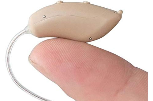 Neosonic Powerful Digital Hearing Amplifier to Aid and Assist Hearing for Adults and Seniors