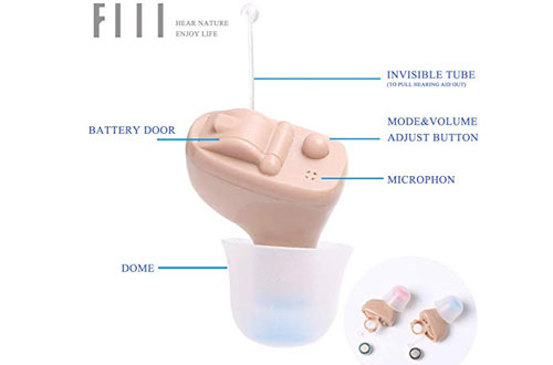 FIIL Personal Digital Sound Hearing Amplifier