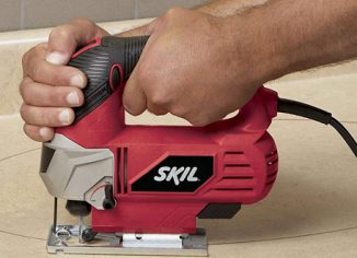 Skil 4495-02 Orbital Action Laser Jigsaw