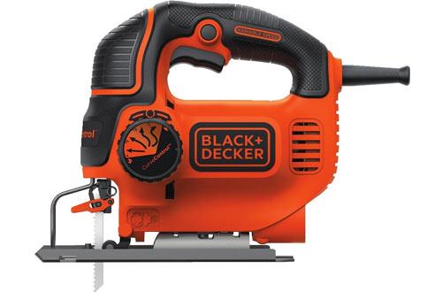 BLACK and DECKER BDEJS600C5.0-AmpJig Saw