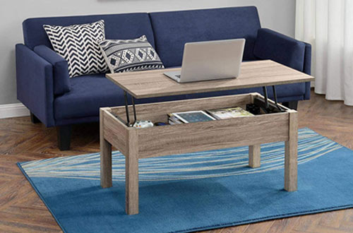 Mainstays Rectangular Lift-Top Coffee Table