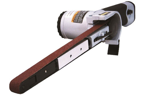 Astro Pneumatic Tool Air Belt Sanderwith Belts