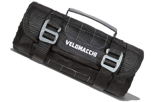 Velomacchi Speedway Multi Pocket Universal Motorcycle Tool Kit Roll