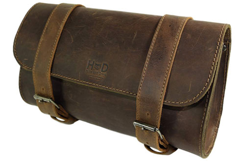 Hide & Drink Motorcycle Handlebar Toolbag