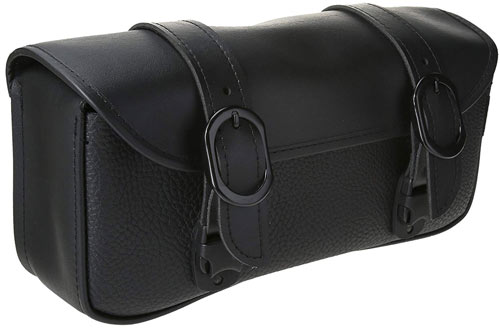 Dowco Jack SeriesSynthetic Leather Motorcycle Tool Pouch