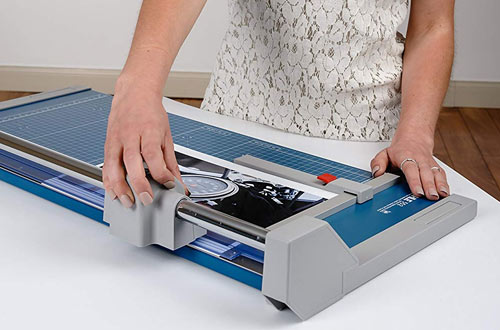 Dahle 552 Professional Rolling Paper Trimmer Cutter