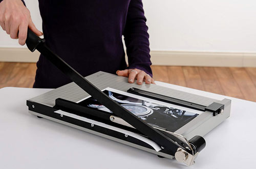 Dahle 15e Vantage Paper Trimmer -Guillotine Paper Cutter