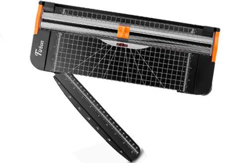 Firbon A4 Paper Cutter - Titanium Paper Trimmer Scrapbooking Tool