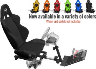 Openwheeler GEN2 Racing Wheel Stand Cockpit for All Fanatec Wheels