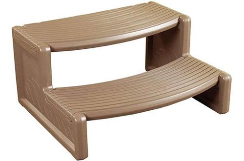 Confer Plastics Resin Multi Spa Hot Tub Handi-Step RV Steps