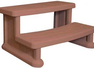 Cover Valet SSSRW Redwood Spa Side Step