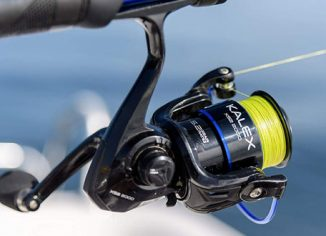 Kalex XS2 Spinning Fishing Reel