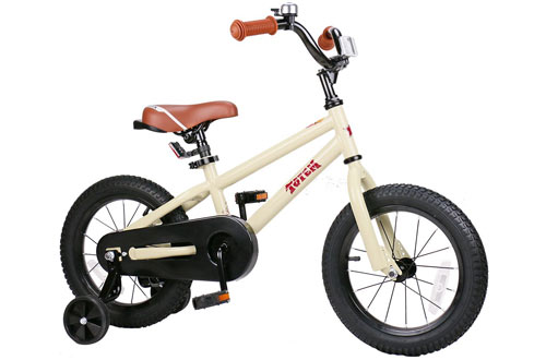 JOYSTAR Kids Bike for Girls & Boys - Training Wheels for Bike