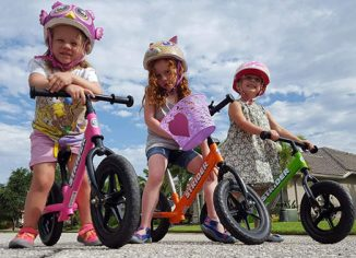Strider Classic Balance Bike for Ages 18 Months to 3 Years