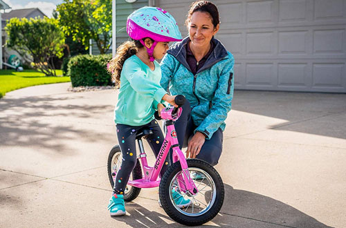 Schwinn No-Pedal Balance Bike with 12-Inch Wheels