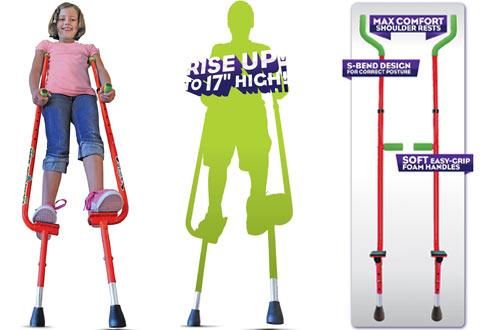 Geospace Original Walkaroo Xtreme Balance Stilts
