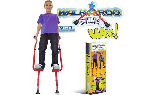 Geospace Original Walkaroo Balance Stilts for Little Kids & Beginners