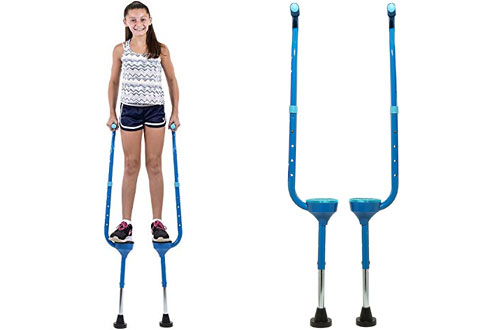 Flybar Maverick Small Walking Stilts for Kids
