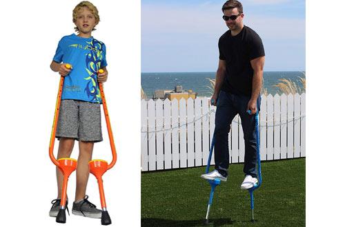 Flybar Master Large Walking Stilts for Kids