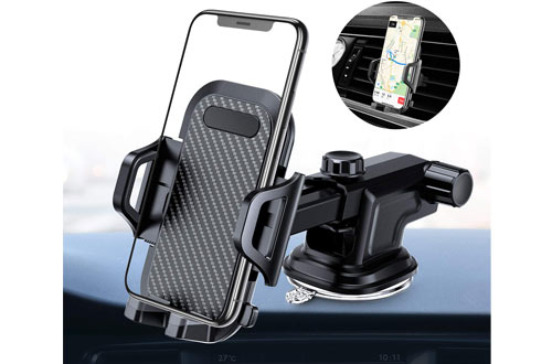 VANMASS Dashboard Windshield Air Vent Phone Holder for Car