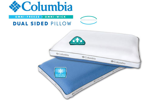 Columbia Extreme Cooling Memory Foam Pillow