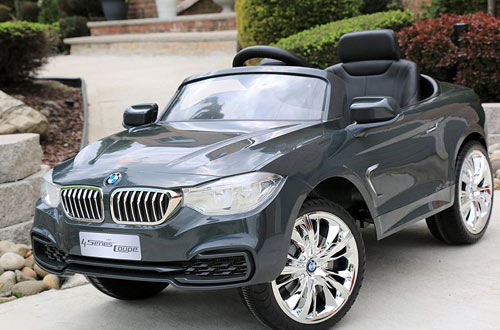 First Drive BMW 4-Series First Drive 12v Kids Electric Power Cars with Remote