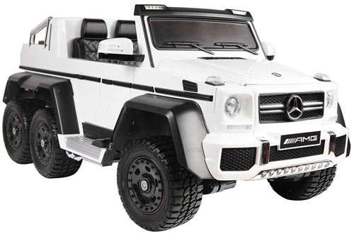 Moderno-Depo Mercedes Benz AMG G63 Electric Ride