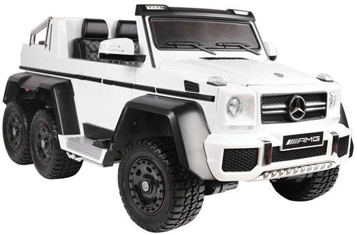 Moderno-DepoMercedes Benz AMG G63 Electric Ride