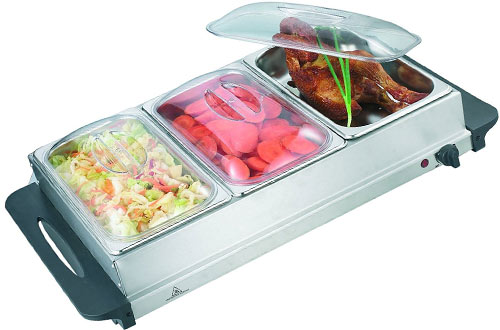 Home N Kitchenware Collection Large Pan Electric Buffet Server