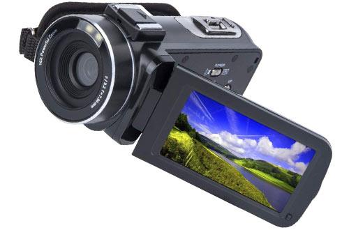Sosun Professional Video Camera HD Camcorder