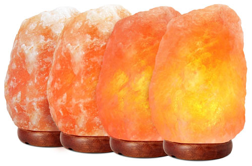 The Body Source All Natural and Handcrafted Himalayan Salt Lamp
