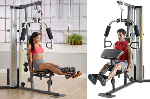 Gold's Gym XRS 55 Home Gym System