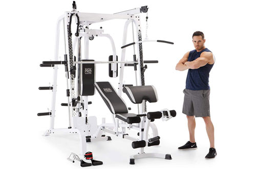 Marcy Smith Total Body Training Home Gym Workout Machine