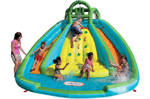 Inflatable Pool Slides for Kids and Adults