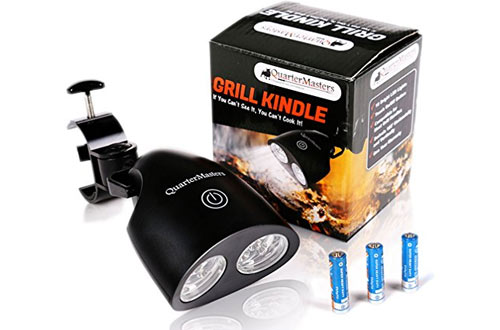 Grill Kindle Waterproof Barbecue Grill Light for Outdoor Grilling